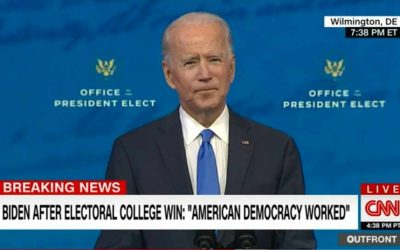 Sleepy Joe wants to unite us, but continues the vitriol.